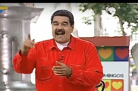 Maduro destrozó a Trump y a sus opositores
