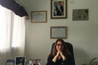 Daniela Castro, la diputada que busca el reintegro del IVA a las compras con tarjeta de débito