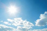 Miércoles con máxima de 36ºC y vientos del Sur