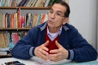 Alberto Agüero habló sobre la votación que evitó la expulsión de De Vido