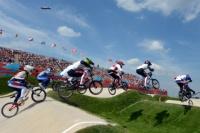 Mirá en vivo la última jornada de la Copa Internacional UCI de BMX
