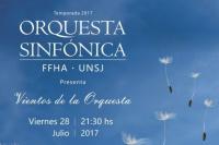 Vientos de la orquesta: la propuesta de la Orquesta Sinfónica de la UNSJ