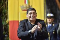 ¡Bomba! Diego Maradona será abuelo nuevamente