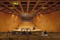 El auditorio presenta diversos conciertos en agosto