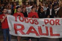 Inician una campaña y buscan construir un memorial en honor a Raúl Tellechea