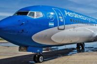 El titular de Aerolíneas Argentinas no descartó demandar al gremio de pilotos por el uso polémico de los parlantes del avión