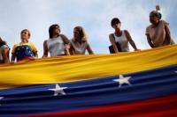 Una venezolana vino al país para dar a luz: