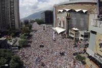 La oposición venezolana postergó la marcha contra la Constituyente