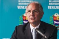 Venezuela: Antonio Ledezma fue devuelto al arresto domiciliario