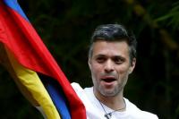 Venezuela: vuelven a conceder el arresto domiciliario a Leopoldo López