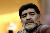 El polémico mensaje de Maradona a favor de Maduro