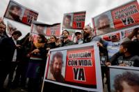 Allanaron una sede de Gendarmería por la desaparición de Santiago Maldonado