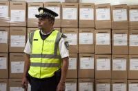 Tras la explosión en Indra, el Correo pidió reforzar la seguridad de las elecciones