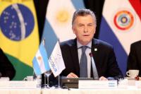 Macri le retiró a Maduro la condecoración que le había otorgado CFK