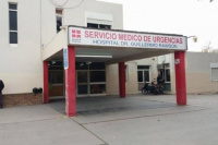 Chocó, fue al hospital y cuando le dieron el alta sufrió otro accidente de tránsito