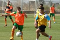Sportivo y Alianza jugaron dos amistosos en el auxiliar del Bicentenario