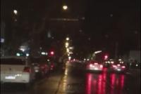 Mirá cómo llovió en San Juan