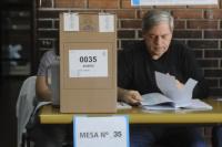 Los primeros resultados de las PASO se conocerán a partir de las 21