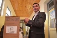 Fabián Gramajo le pidió a los vecinos que vayan a votar