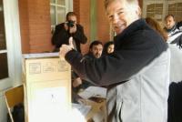 """Rodolfo Colombo: """"El mensaje es decirle a los sanjuaninos que es una alegría votar"""""""