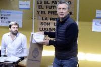 PASO: la justicia electoral investigará una denuncia contra Macri