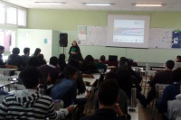 Defensoría del Público presente en la UNSJ para sensibilizar la comunicación
