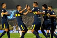 Boca juega en Paraguay su último amistoso