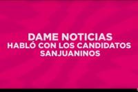 A una semana de las PASO: el resumen de los candidatos sanjuaninos