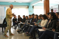 25 de Mayo ya cuenta con voluntarios de Protección Civil