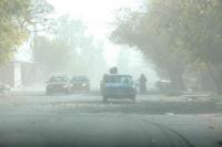 Advierten de fuertes ráfagas de viento Zonda para los departamentos alejados