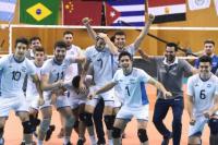 ¡ARGENTINA EN SEMIFINALES! La Sub 23 ganó y está entre los cuatro mejores por primera vez