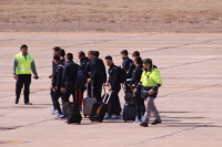 La Selección Argentina Senior de hockey sobre patines partió a China