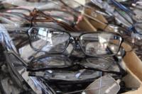 Nueva entrega de anteojos en Ullum y Zonda