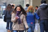 Tras el Zonda, alertan por la llegada de un frente frío