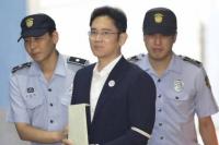 Condenaron a 5 años de prisión al heredero de Samsung