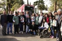 El Gobierno de la provincia adquirió nueva movilidad turística para personas con discapacidad