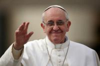 El papa Francisco pidió por la paz social en Ecuador
