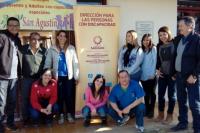 La Junta de Discapacidad visitó Valle Fértil y atendió más de 40 casos