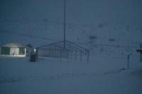 Por mal tiempo, se demora la apertura del paso a Chile