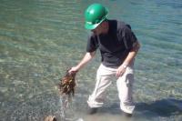 Comenzó el monitoreo ictícola en ríos de toda la provincia