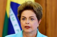 Rousseff alertó que la crisis de Venezuela puede terminar en una guerra civil