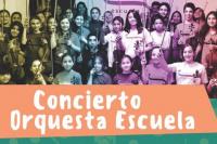 Concierto Orquesta Escuela