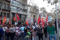 A un mes de desaparecido, San Juan marchó por Santiago Maldonado