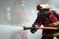 Una familia perdió todo al incendiarse su vivienda tras un cortocircuito