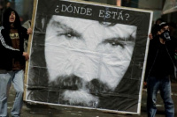 Supuesta aparición de Santiago Maldonado en Pocito