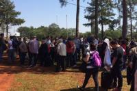 Cierran el aeropuerto internacional de Puerto Iguazú por amenaza de bomba en un avión de Aerolíneas