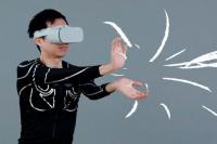 Crearon una camiseta para controlar videojuegos de realidad virtual