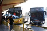 Paro de colectivos de larga distancia afecta a los sanjuaninos