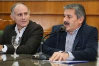 Ortiz, intendente de Valle Fértil: