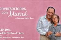 Teatro: Conversaciones con mamá